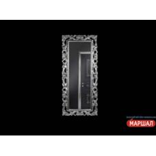 Зеркало Лара серебро (крашеное) снято с производства!